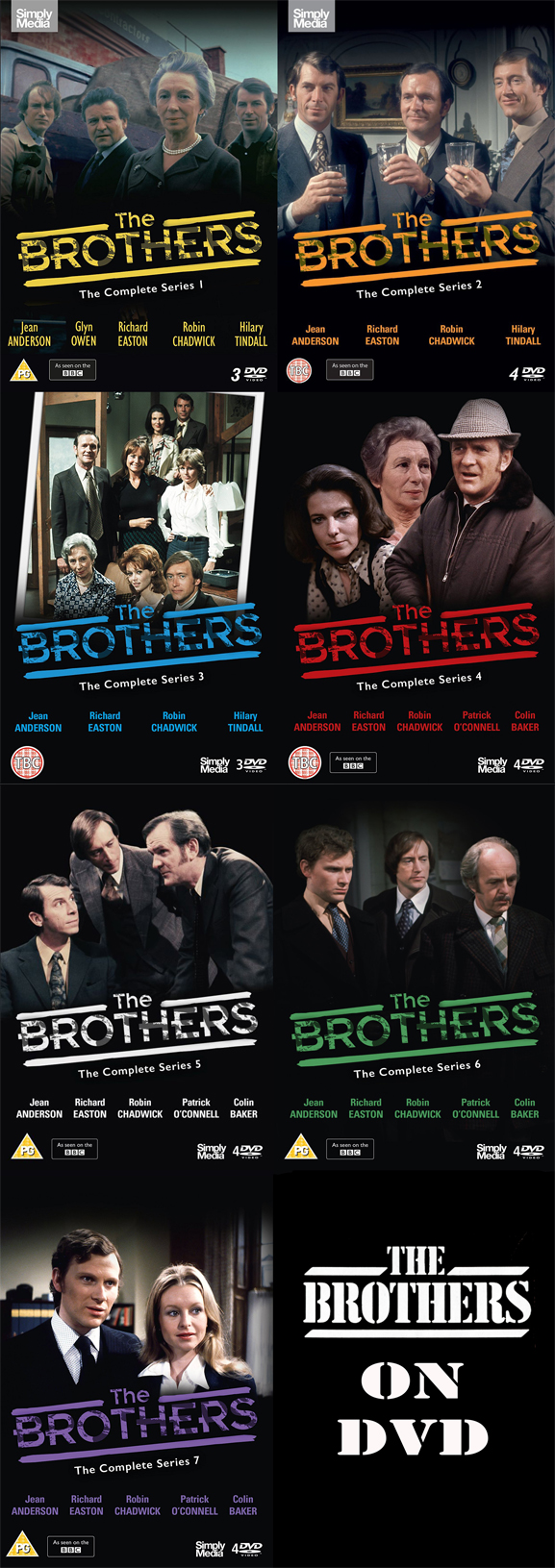 Colin Baker Online | The Brothers